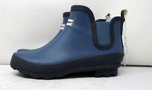 Smith & Hawken Womens 8 Short Blue Waterproof Gardening Boots