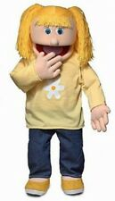 Puppet Girl Katie 25 Inch Full Body Arm Rod Pretend Play Toy Kids Adult New