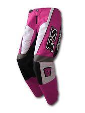 NWT FS Racing Trix II Motorcross Pink Pants Size 32