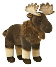 "L@@K Aurora Moose 14"" 26185 Stuffed Animal Wildlife Baby Soft Toy Plush NEW"