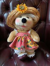 1991-All Stuffed Up Teddy Bear by Linda Novick All Stuffed Up by Linda Novick
