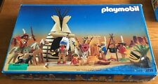 Playmobil Indian Camp Set 3733 Tepee