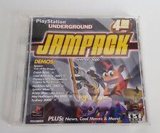 PlayStation Underground Jampack: Winter 2K (Sony PlayStation 1, 2000)