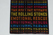 """THE ROLLING STONES -Emotional Rescue / Down In The Hole- 7"""" 45 1980"""