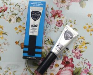 EYEKO Black Magic Mascara - Drama & Curl - 4ml Travel Size - Boxed Midnight Blue