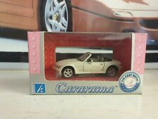 CARARAMA - BMW Z3 ROADSTER - WHITE   - 1/43 SCALE DIECAST MODEL