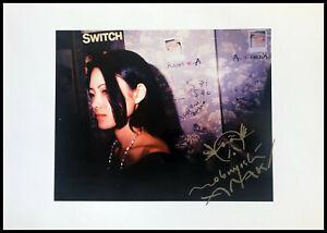 Nobuyoshi Araki - Kaori - Signed + Drawing - Photo