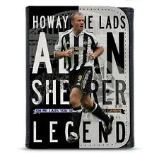 Shearer Newcastle PU Leather Wallet Football Legend Mens Dad Him Gift LG08