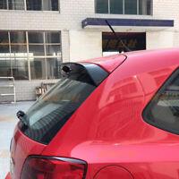 VW Polo GTI Roof Spoiler Gloss Black Wings for Volkswagen Polo GTI 6R 6C 2012-17