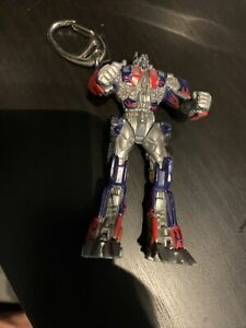 Optimus Prime Poseable Keychain 2007 Transformers The Movie