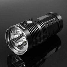 ThorFire Led Powerful Flashlight 5000 Lumen, BLF Q8 Professional Searchlight