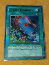 Yu-Gi-Oh! HL06-EN002 - Limiter Removal - Ultra Parallel Rare HOBBY LEAGUE