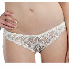 Thongs Polyamide Regular Bridal Knickers for Women