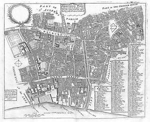Antique maps, Farrington Ward Without
