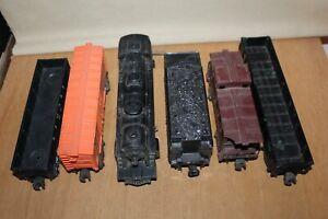 Lionel Post War Loco & Train Cars - Good+