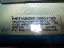 Suzuki  99950-70263 Chassis Protector White GSXR600
