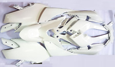 KIT CARENE SCOCCHE PLASTICHE BIANCO LUCIDO PER YAMAHA TMAX T-MAX 530 SX DX 17>19
