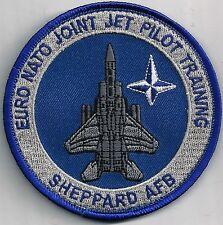 USAF 80TH OSS ENJJPT PATCH    -  'F-15E'     HOOK & LOOP BACKING          COLOR