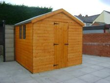 Elite Sheds 12mm T&G Shiplap Garden Apex Sheds High Quality Tongue And Groove