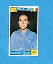 CAMPIONI SPORT 1969-70-PANINI-Figurina n.275- CALLIGARIS -ITALIA-NUOTO-Rec