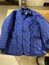 Barbour Pantone Prism Quilted Jacket Mens (Medium)