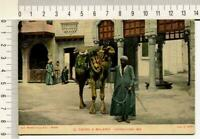 S729) CP Orig. Display Milano 1906 New 'The Cairo IN Milano'