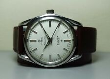VINTAGE TITONI AIRMASTER TITOFLEX WINDING SWISS WRIST WATCH G958 OLD ANTIQUE