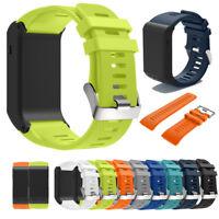 Replacement Silicagel Sport Watch Band Strap For Garmin Vivoactive HR Wrist