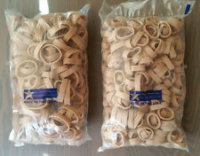 Parachute Rubber Bands for Military and Sport Skydiving Gear 1lb Large