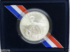 2004-P Uncirculated Thomas Alva Edison Comm 90% Silver Dollar