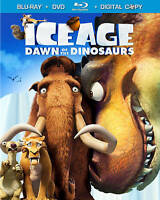 Ice Age: Dawn of the Dinosaurs (Blu-ray/DVD, 2009, Includes Digital Copy)