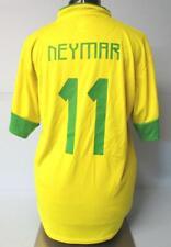 NEYMAR #11 BRAZIL SOCCER Jersey Shirt (L) CBF