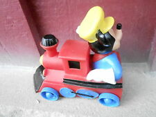 (S19C-052) MICKEY MOUSE TRAIN -  SOAKY - GREAT CONDITION