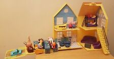 PEPPA PIG SQUARE FOLD OUT HOUSE HOME PLAYSET PEPPA GEORGE