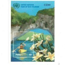 Palau - 2002 - Eco Tourism - Souvenir Sheet - MNH