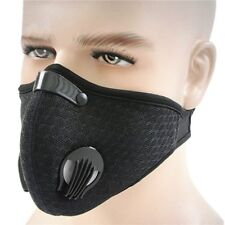Mask Breathable Filtration ExhaustGas Anti Pollen Allergy for Running DL5