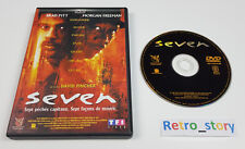 DVD Seven - Brad PITT - Morgan FREEMAN