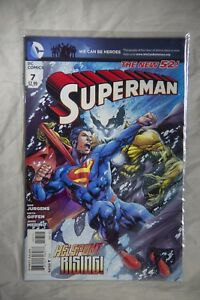 DC Comics Superman (The New 52) Issue#7