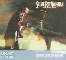 Couldn't Stand the Weather [Legacy Edition] by Stevie Ray Vaughan/Stevie Ray Vaughan & Double Trouble (CD, Jul-2010, 2 Discs, Epic)
