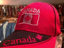 CASQUETTE CANADA - WESTERN - COUNTRY **SUPERBE PROMO**