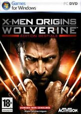 NEUF SEALED X-MEN ORIGINS WOLVERINE EDITION BESTIALE PC DVD PAL FR MARVEL