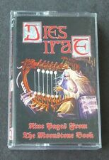 Metal Death Black  Demo Cassette K7 Dies Irae Nine Pages From The Moonstone book