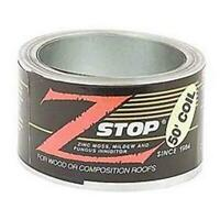 Construction Metals MB50 Roll Z-Stop with Nails 50 ft.