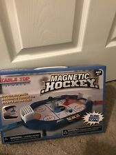 New listing TABLE TOP SPORTS MAGNETIC HOCKEY