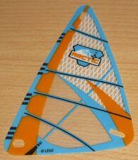 Lego Segel in blau / orange für Arctic (Plastik)