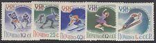 OLYMPICS : 1960 Russia Winter Olympics set SG 2414-8  mint