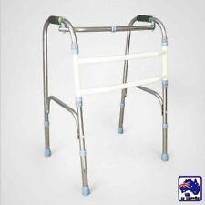 Folding Walking Frame,Adjustable Height,Elderly Walker Medical Care  HWE030750
