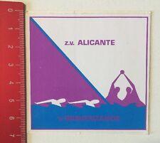 Aufkleber/Sticker: Z.V. Alicante - 'S Gravenzande (200516131)