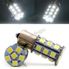 100Pcs S25 BA15S 1156 7506 1003 1141 LED 5050 24smd Tail Turn light Bulbs 12V DC