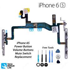 Nuovo Iphone 6S Alimentazione Volume Tasti Mute Fotocamera Flash W/Attrezzi W/